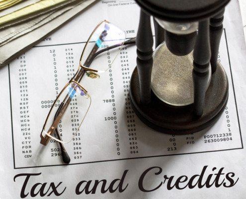tax and credits