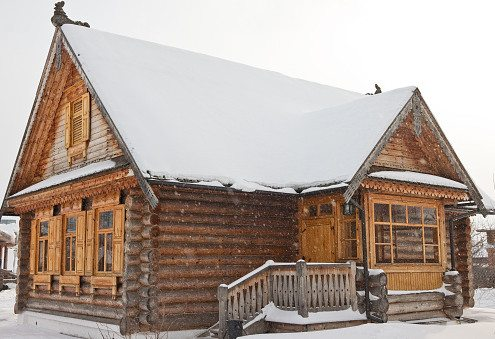 winter friendly home